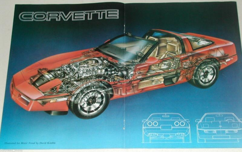 Voila pourquoi la C4 est a part et est la matrice des Corvette moderne - Page 2 YrWxA