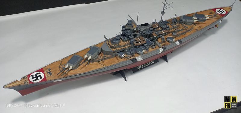 Bismarck 1/350 Tamiya  - Page 10 YrnQg