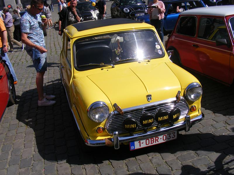 Autoworld - MINI Parade 22 avril 2019 ZOXPq