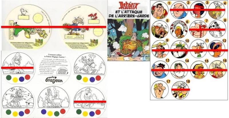 Lysandra - Mes recherches sur Asterix MAJ 25/01/2020 ZkKGd