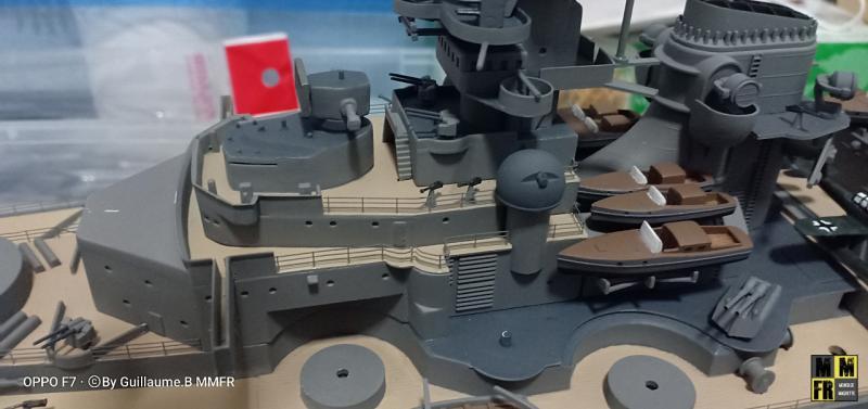Bismarck 1/350 Tamiya  - Page 9 Zr7Yb
