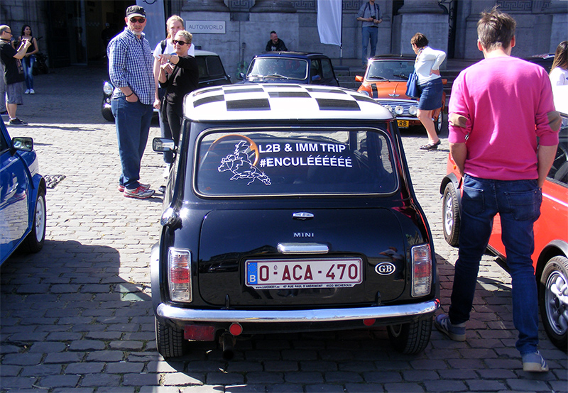 Autoworld - MINI Parade 22 avril 2019 A2YQk