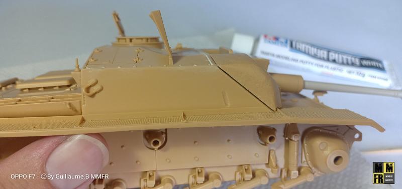 Tamiya Sturmgeschutz III - 1/35 A7DKe