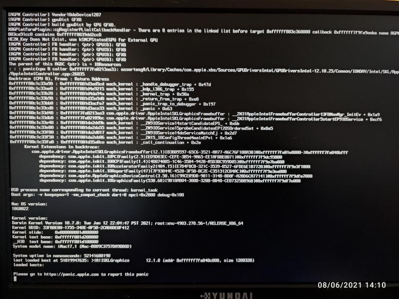 HP pavilion desktop i5 skylake A8exy