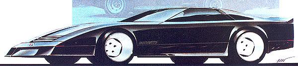 Voila pourquoi la C4 est a part et est la matrice des Corvette moderne ArWQG