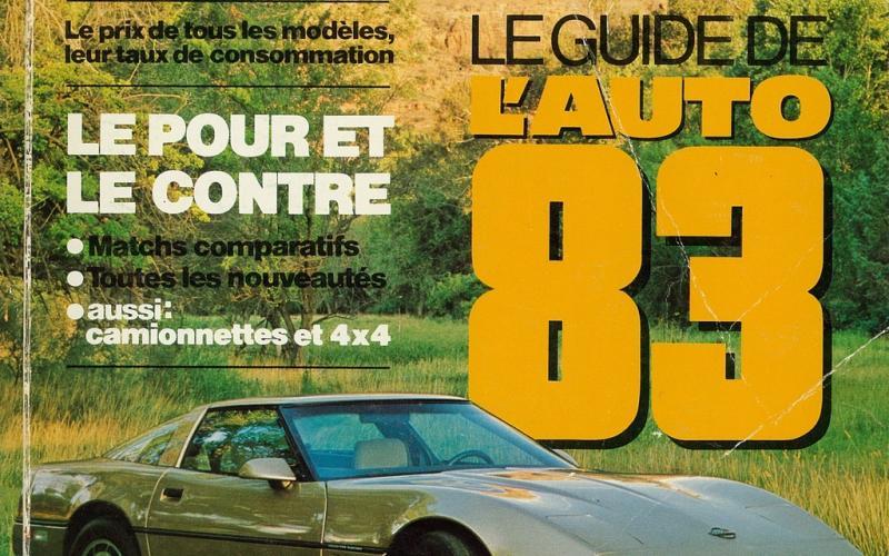 Corvette 83 sur Planète A&E Av7GA