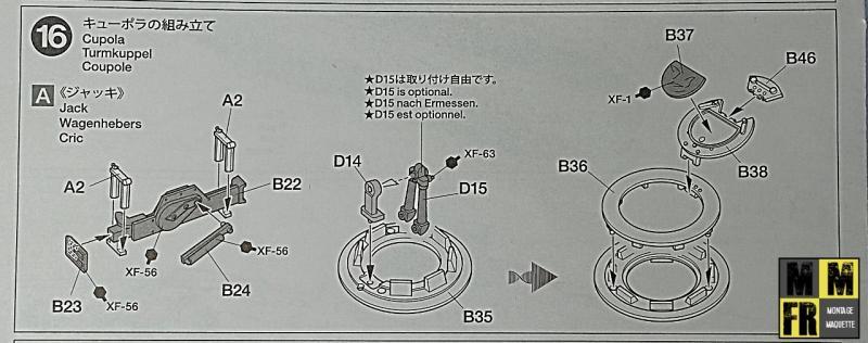 Tamiya Sturmgeschutz III - 1/35 B7KoK