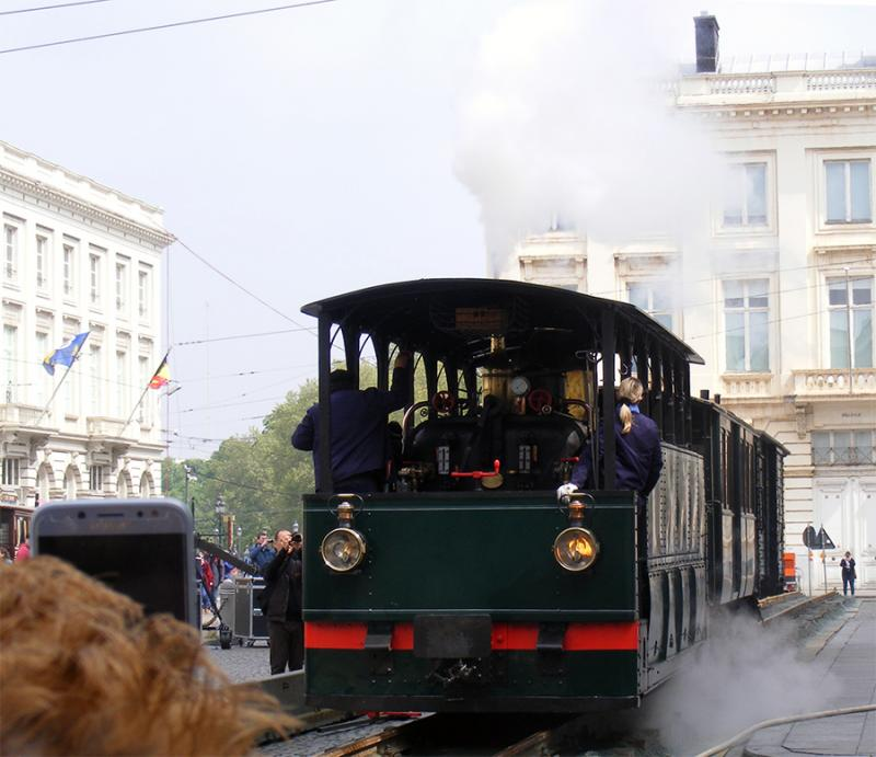 150 ans de tram à Bruxelles - Page 2 B9GN8