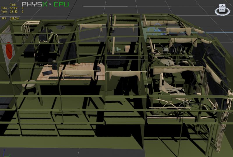 screenshots de la 3D du h6k4 BQyVD