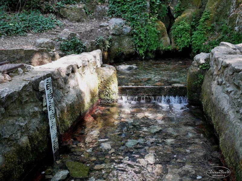 "La Vallée de St Pons ( Gémenos ) ""la Vallée Rose"" BRbeQ"