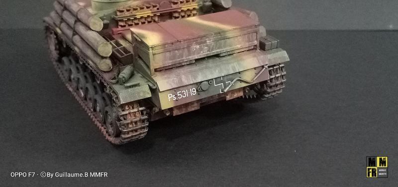 Tamiya Sturmgeschutz III - 1/35 BVajQ