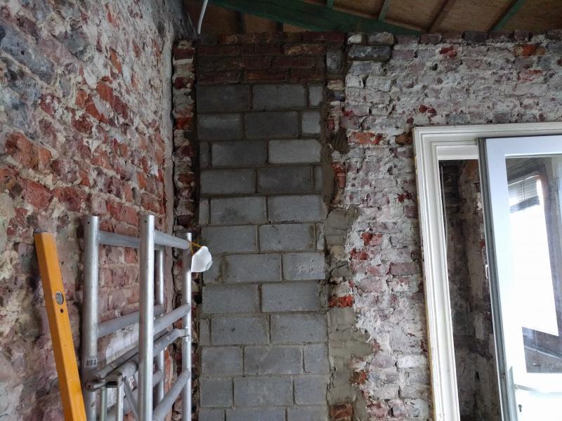 rénovation d'une maison BXl30