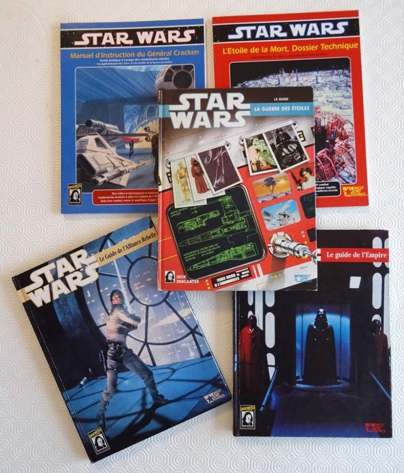 Les livre de jeu de rôle Star Wars et leurs connexions. BXm0p