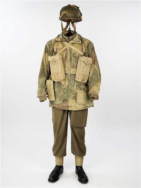 Parachutistes / commando / Jedburghs / BCRA / S.O.E. / O.S.S. / S.A.S Bo0p0