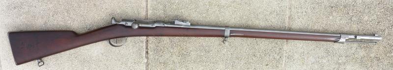 Fusil Chassepot Mle 1866 D1v3O