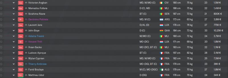 FC Metz D3Ajd