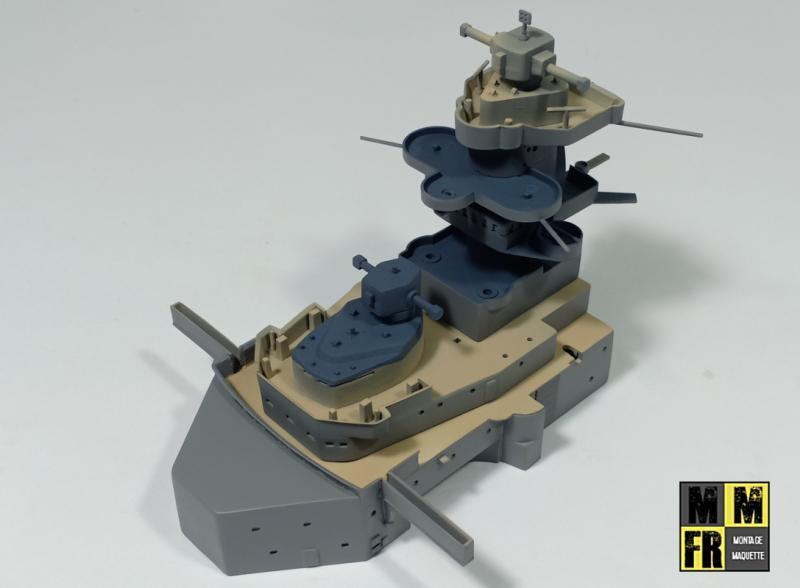 Bismarck 1/350 Tamiya  - Page 5 DO1WE