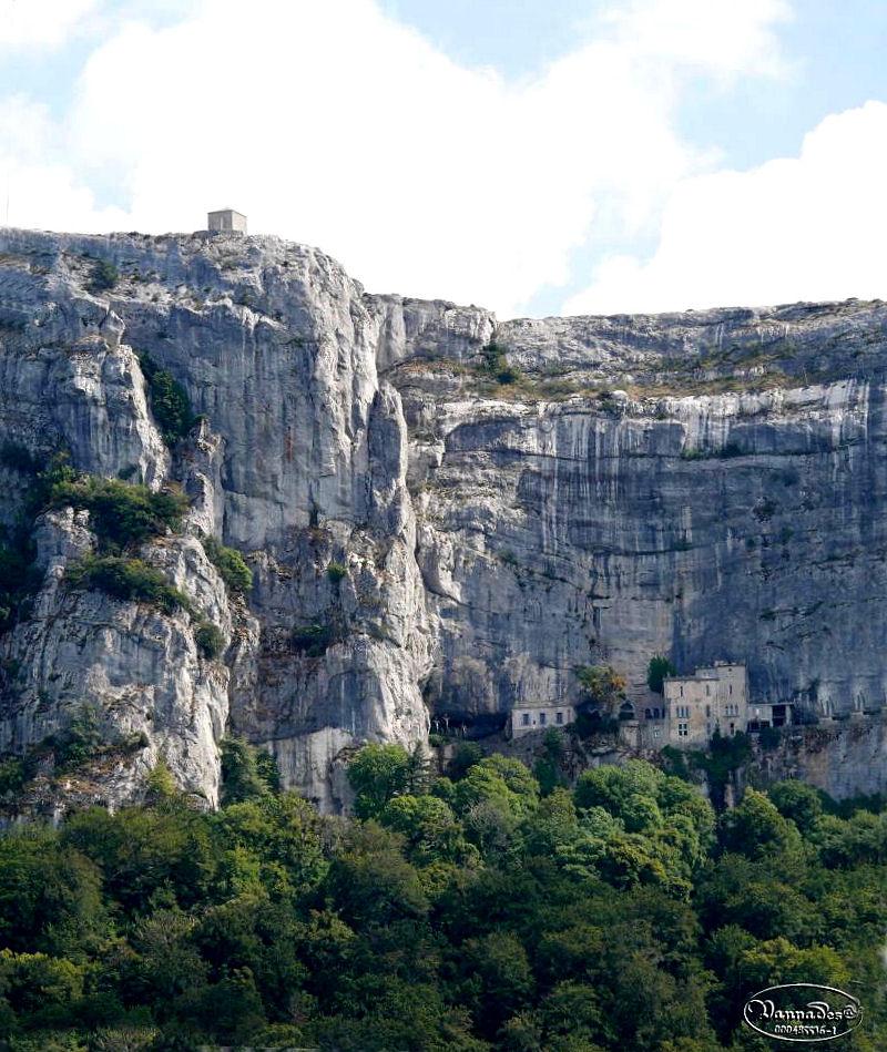 Massif de la Sainte Baume ce jour DObZr