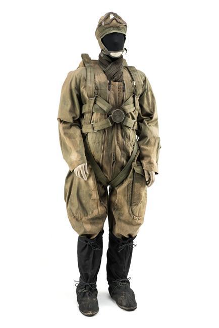 Parachutistes / commando / Jedburghs / BCRA / S.O.E. / O.S.S. / S.A.S DRZAw