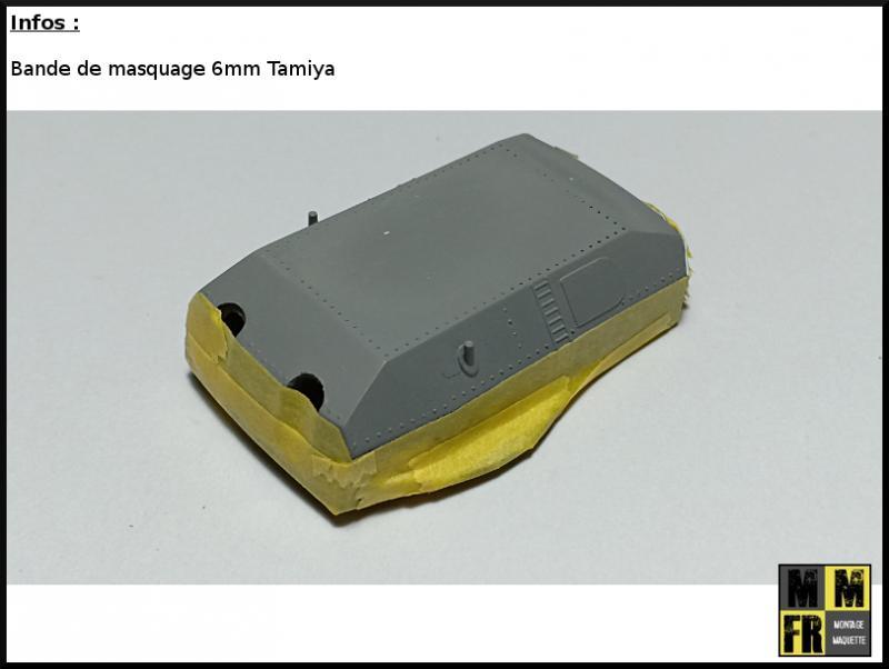 Bismarck 1/350 Tamiya  DReZO