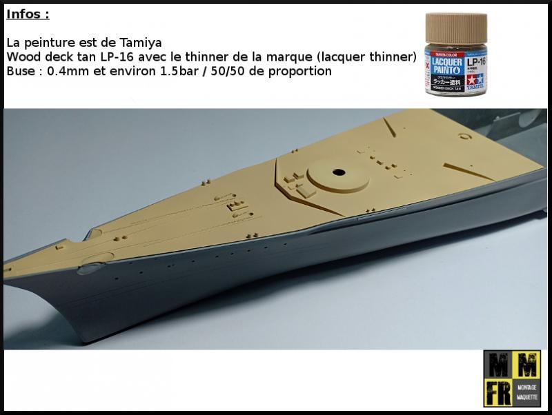 Bismarck 1/350 Tamiya  DRjQa