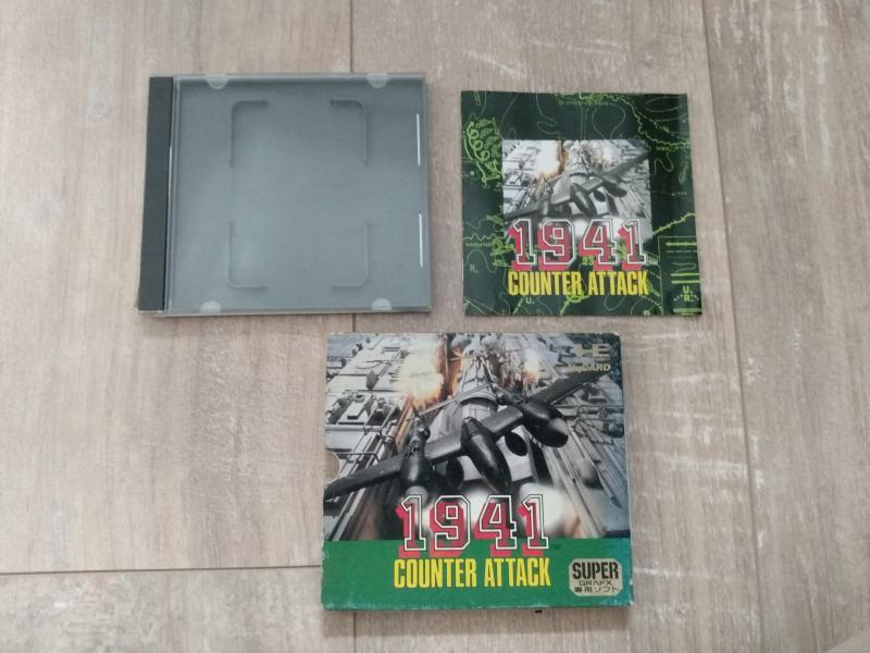 [Estim] Console Supergrafx et JEUX !!! DVPpy