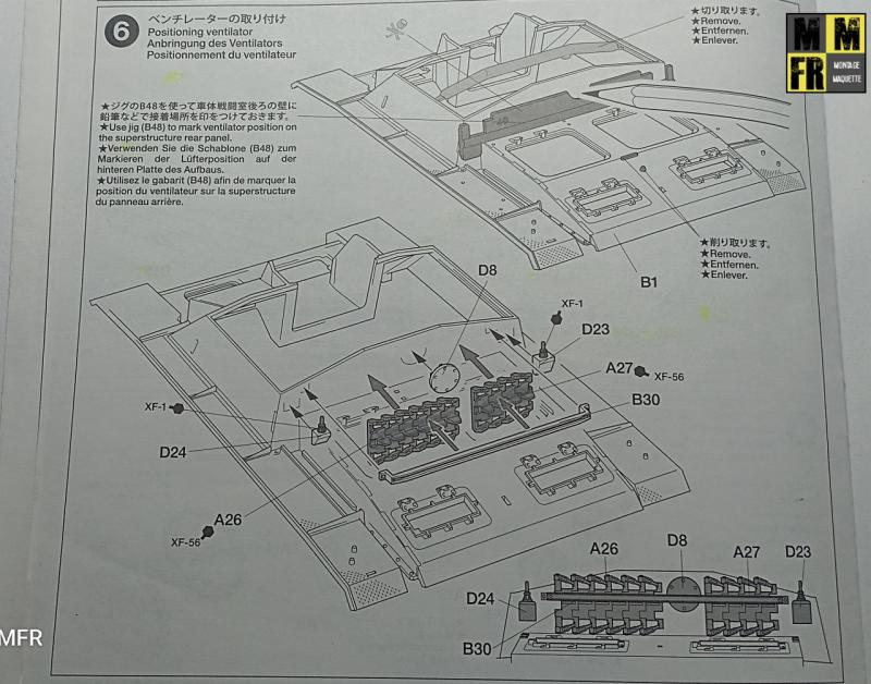 Tamiya Sturmgeschutz III - 1/35 DVpQ3