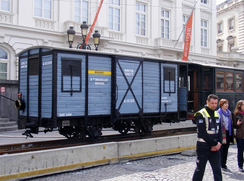150 ans de tram à Bruxelles - Page 3 DeppE