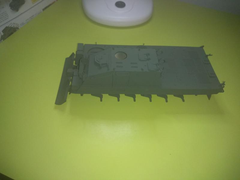 [Convoi] Type 90 MBT et ARV Tamiya + Etokin Model DmgY3
