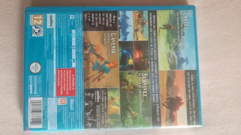 [VDS] Collectors ps4, Collectors Xbox One, jeu Breath of the wild WiiU.... Dw7xa