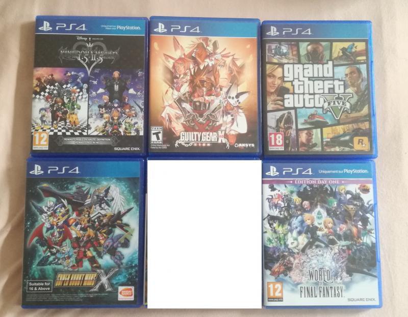 [VDS] Collectors ps4, Collectors Xbox One, jeu Breath of the wild WiiU.... DwOk3