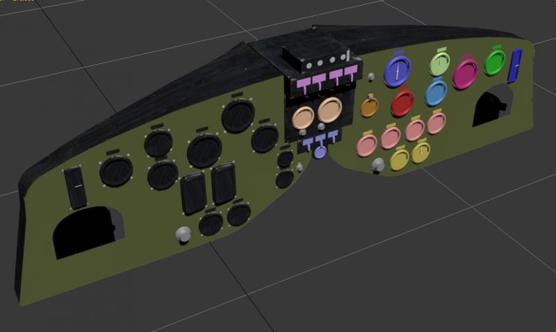 screenshots de la 3D du h6k4 EP9ZW