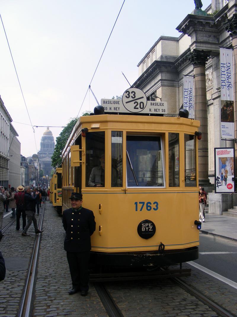 150 ans de tram à Bruxelles - Page 2 EXV7P