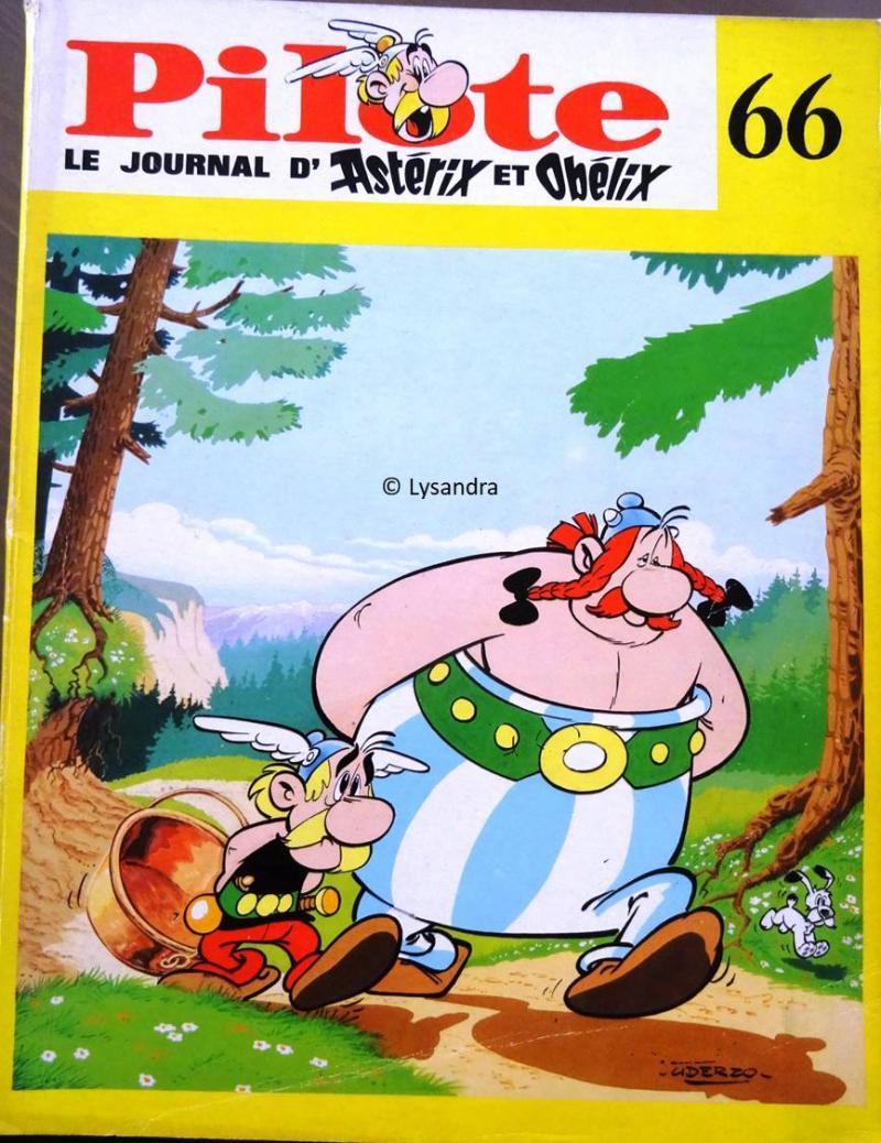 Pilote - Le journal d'Astérix et d'Obélix - Page 4 EYAK0