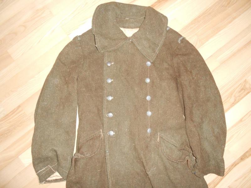 Estimation manteau Allemand et veste blanche?? EaK2L