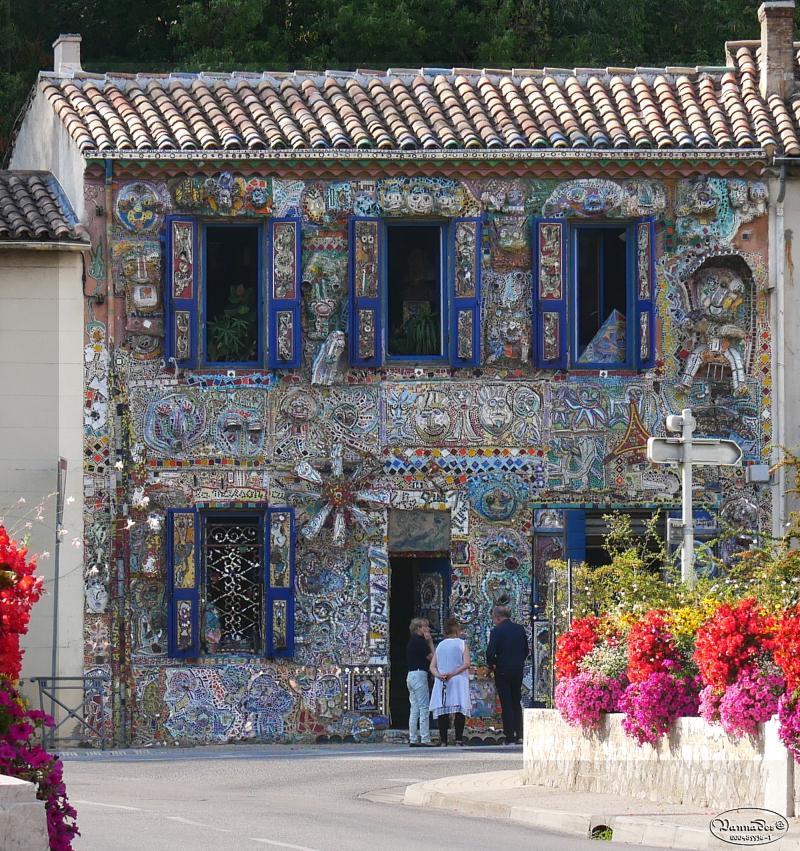 """La Maison de """"Celle qui peint"""" GQbEK"""