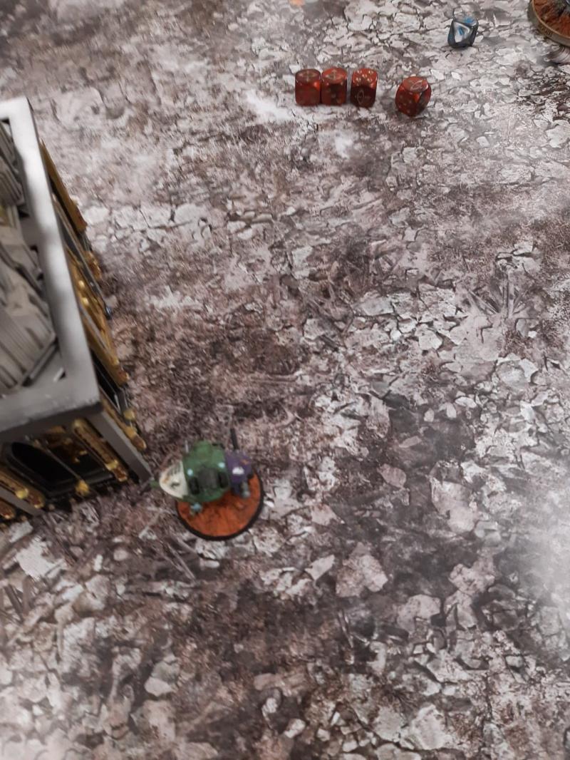 Titan Death, bataille 3 GbLnK