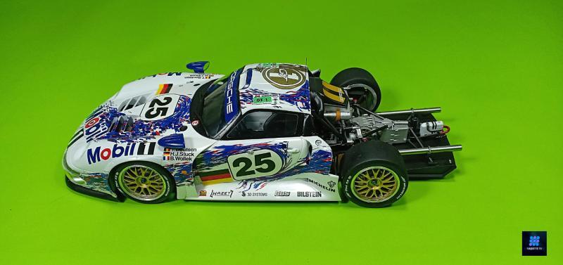 Tamiya Porsche 911 Gt1 Par guillaume.b allias maquette tv GkNn5