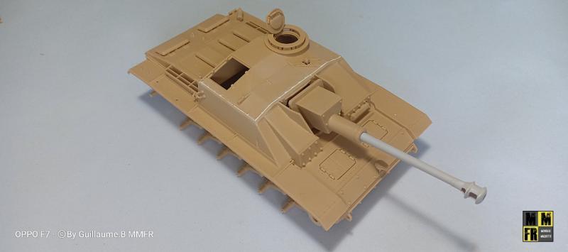 Tamiya Sturmgeschutz III - 1/35 GnDK7