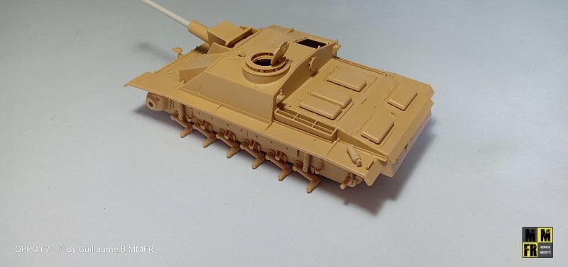 Tamiya Sturmgeschutz III - 1/35 GnKED