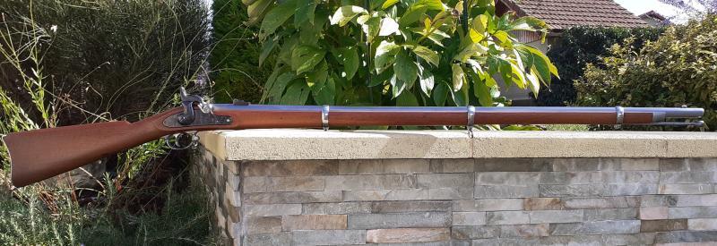 Fusil Colt modèle 1861 JVjWk