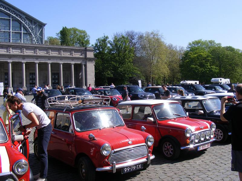 Autoworld - MINI Parade 22 avril 2019 JaWey