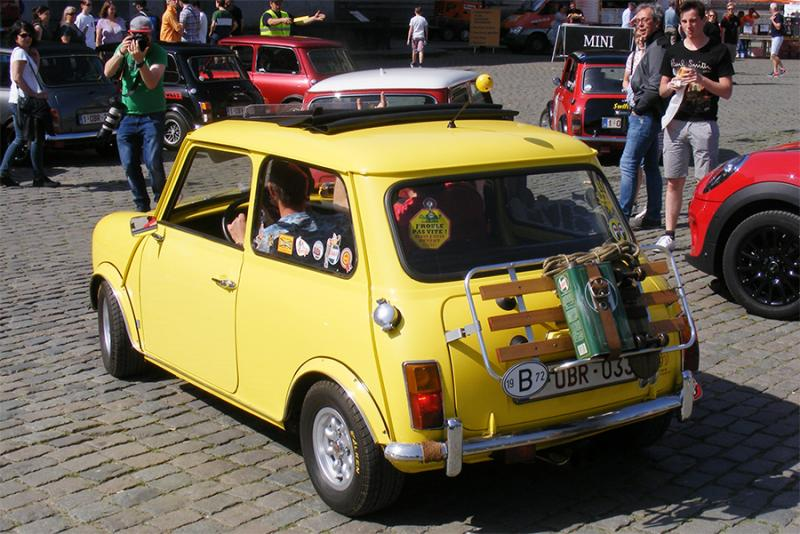 Autoworld - MINI Parade 22 avril 2019 JaWgk