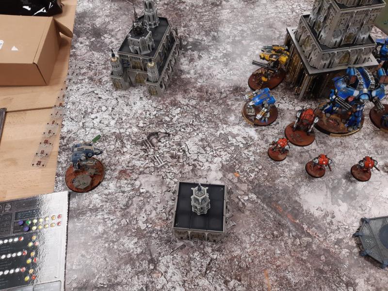 Titan Death, bataille 3 JbEer