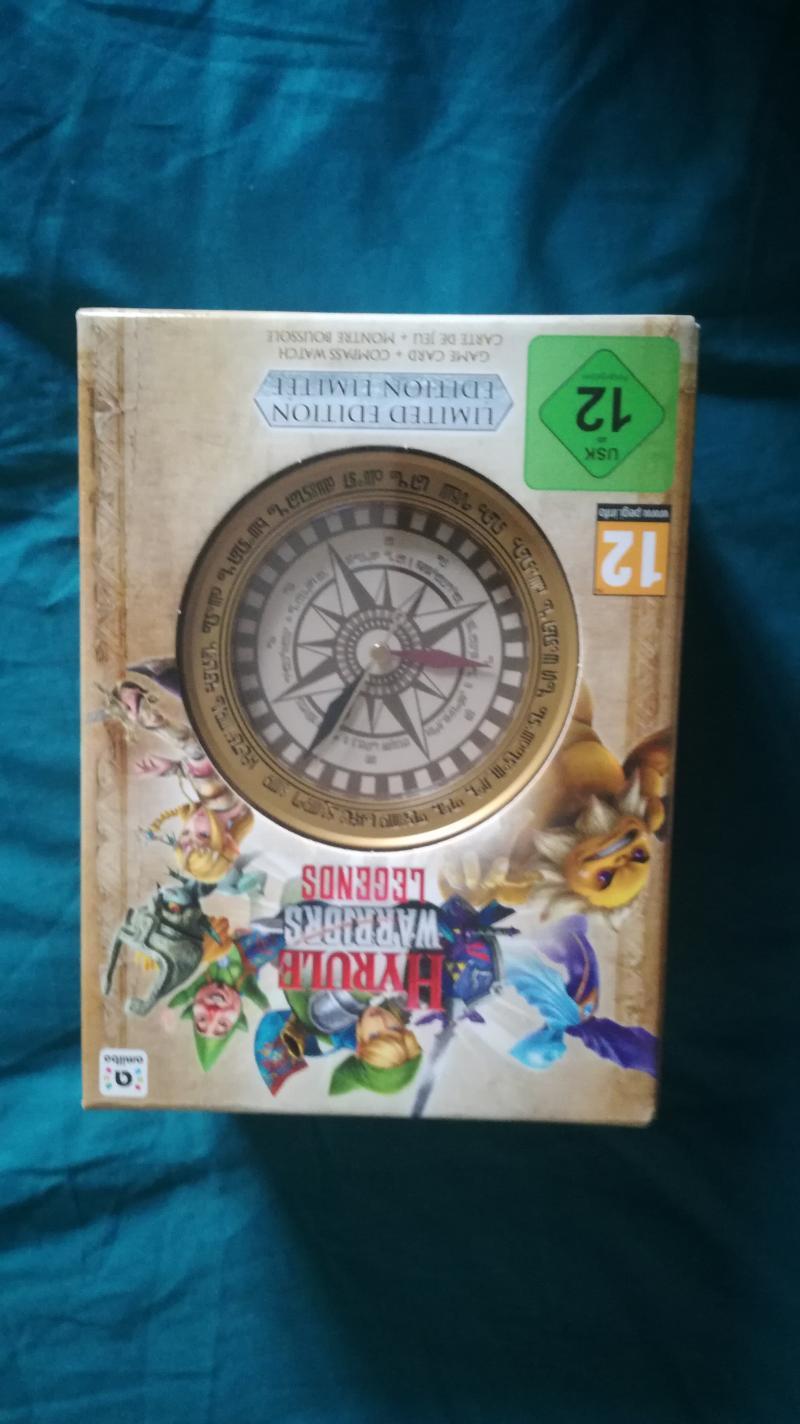[VDS] Collectors ps4, Collectors Xbox One, jeu Breath of the wild WiiU.... JoXWk