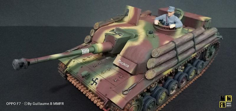 Tamiya Sturmgeschutz III - 1/35 Jwdkk