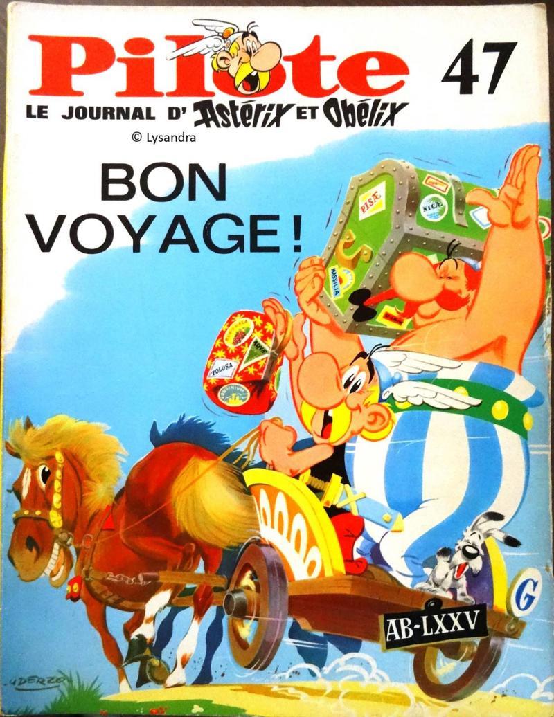 Pilote - Le journal d'Astérix et d'Obélix - Page 4 KAmke