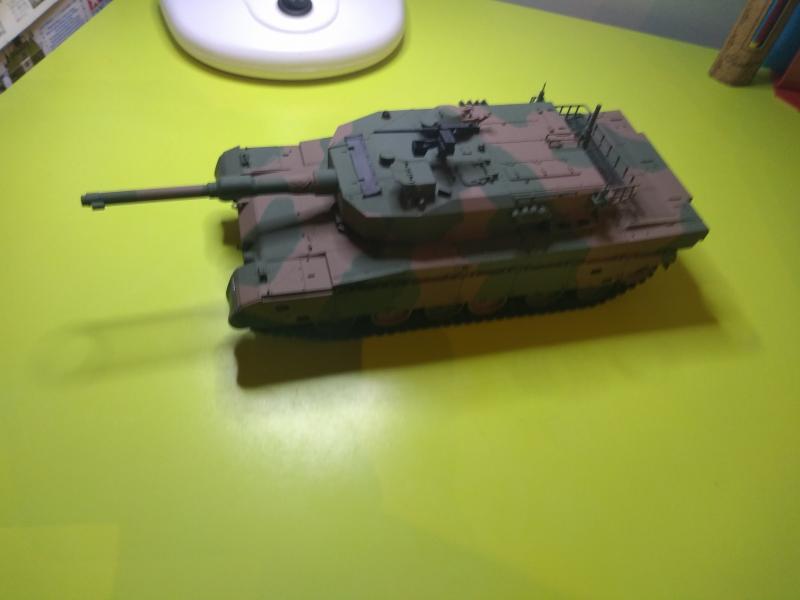[Convoi] Type 90 MBT et ARV Tamiya + Etokin Model KOYbL