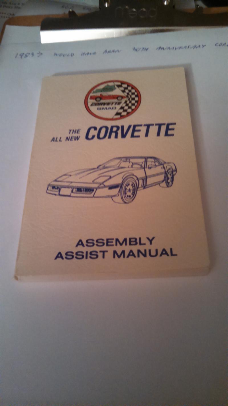 Corvette 83 sur Planète A&E KQX8L