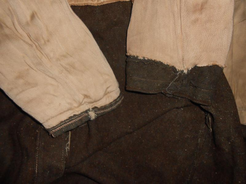 Estimation manteau Allemand et veste blanche?? KX9Oo